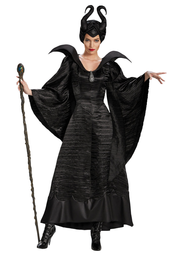 Male-ficent Costume for Women Halloween Cosplay
