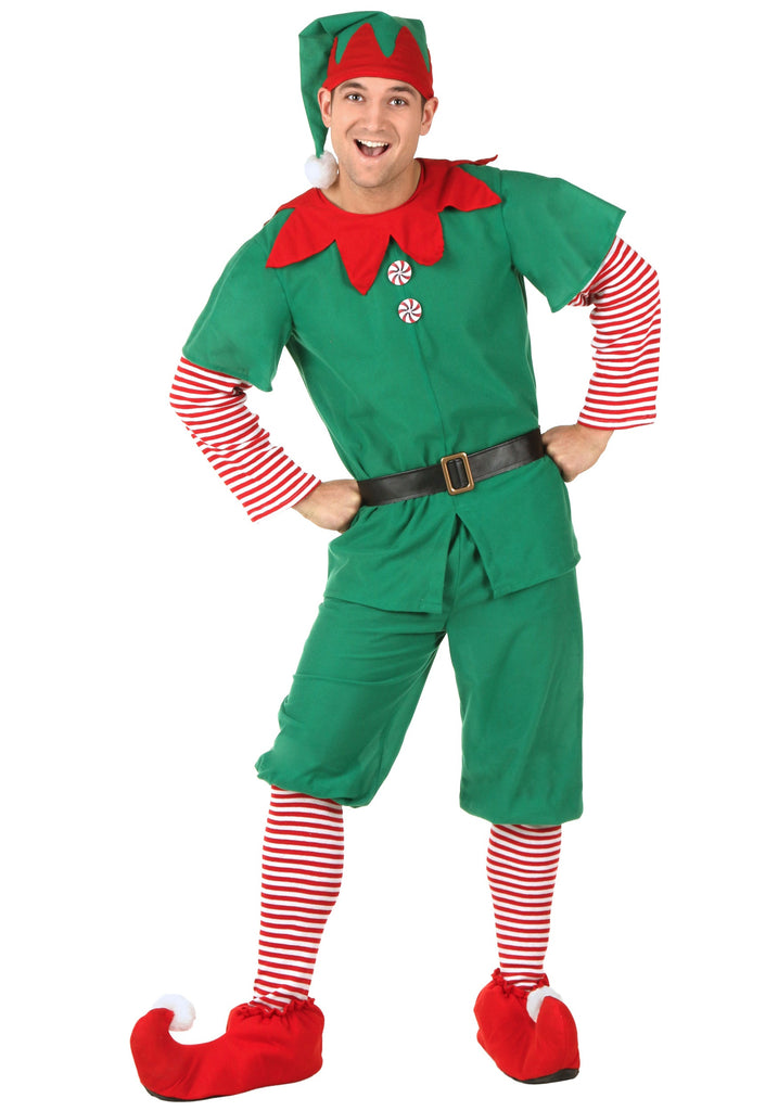 Holiday Adult Elf Costume