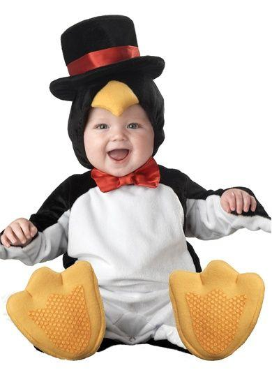 Baby Waddles the Penguin Costume
