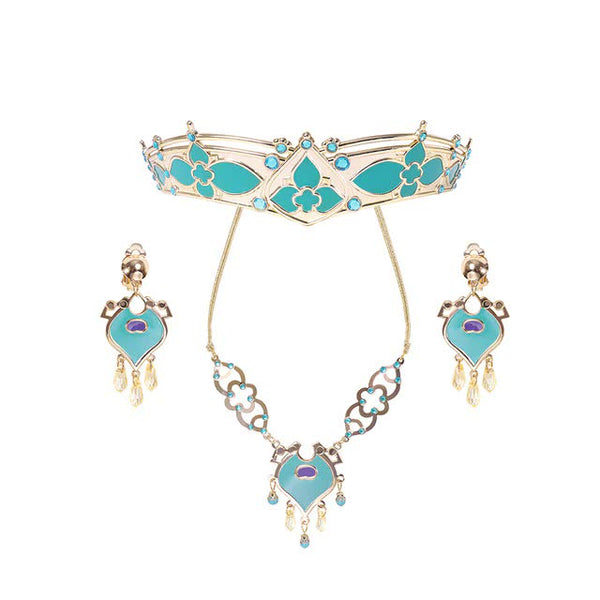 princess jasmine accessories set