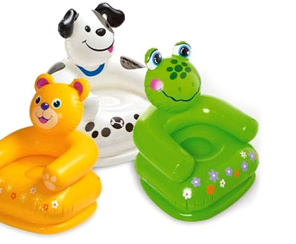 Intex Inflatable Happy Animal Chair