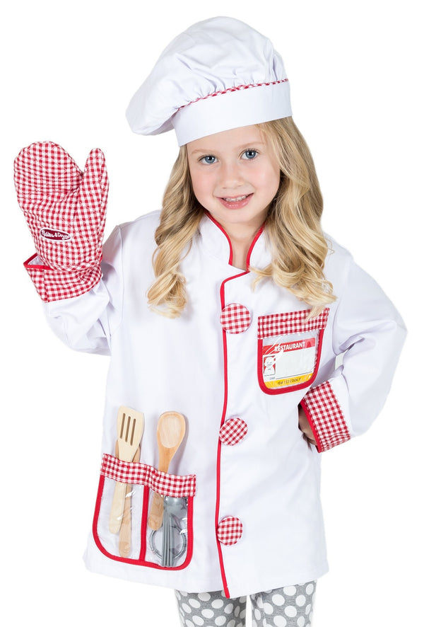 AJ Costumes -LE CHEF 13884 - Shopzinia Egypt