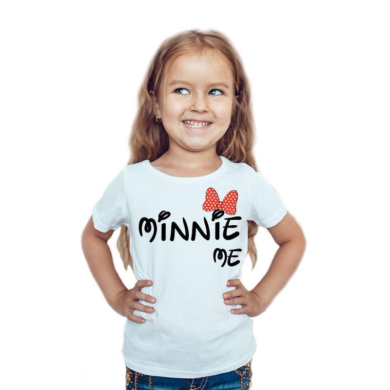 Kids Minnie Mouse  T-shirt