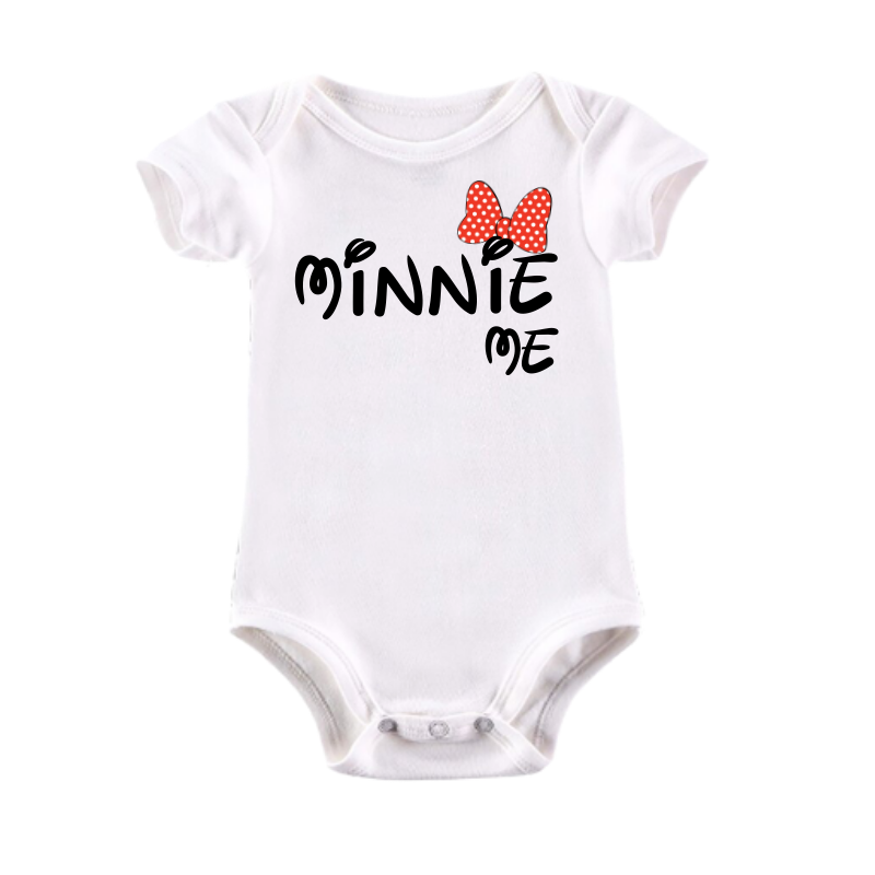 Minnie Me Bodysuit
