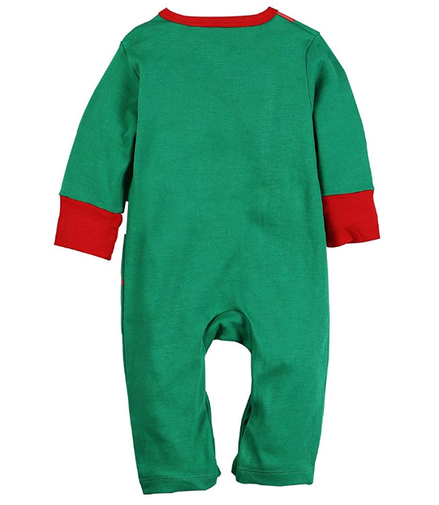 Baby Christmas Elf Bodysuit Costume - Shopzinia Egypt