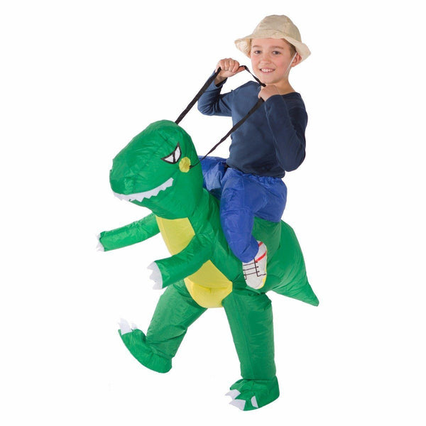 Child Inflatable Dinosaur Costumes For Kids-Aj Costumes . - Shopzinia Egypt