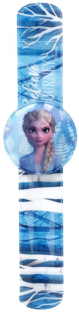 FROZEN 2 LIGHT UP SLAP BRACELET-ELSA