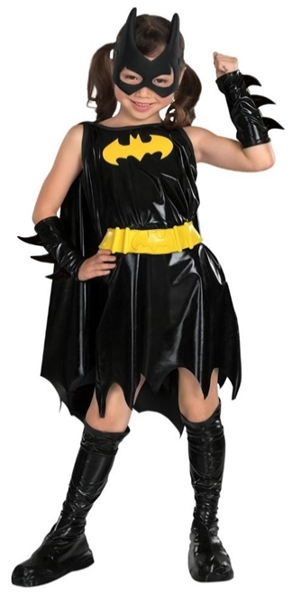 Child Deluxe Batgirl