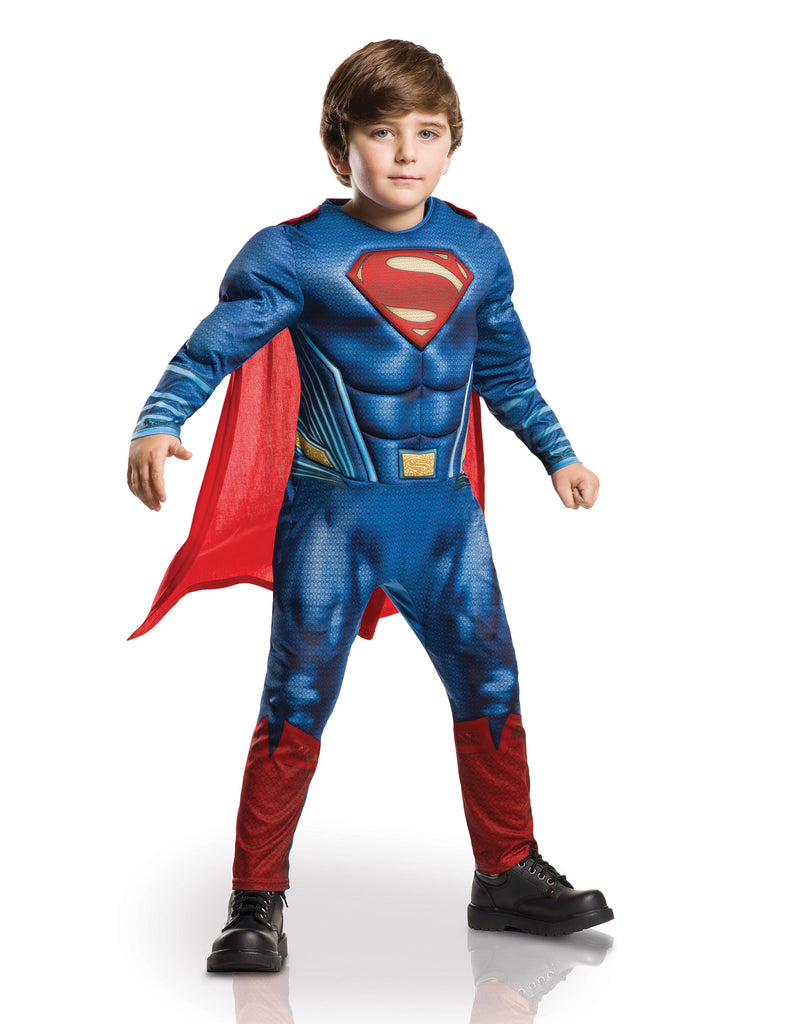 AJ Costumes Characters Costumes-Super hero-Superman For Boys 102 - Shopzinia Egypt