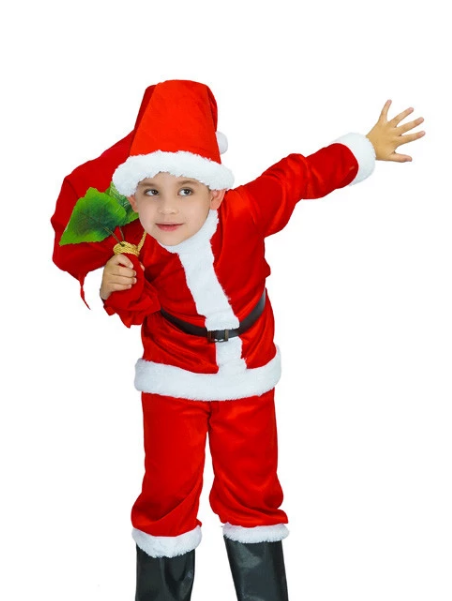 Santa Claus costume-Christmas - Shopzinia Egypt