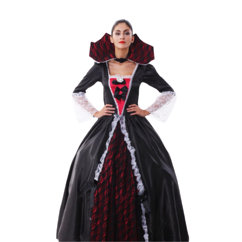Queen Of The Vampires Costume Cosplay