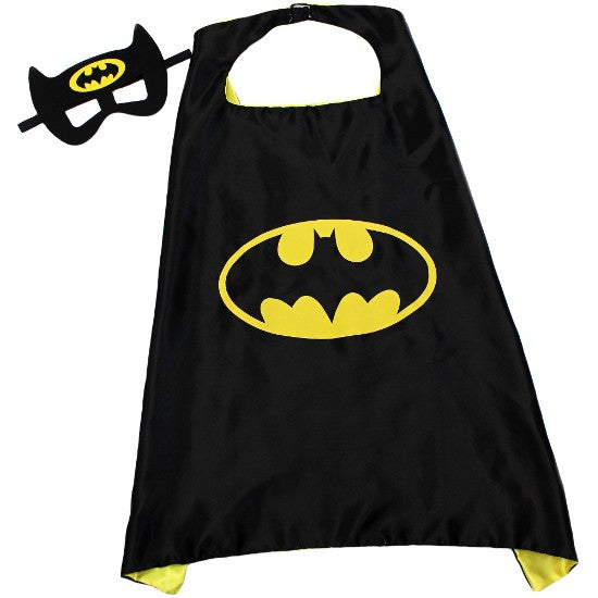 Batman Cape and Mask