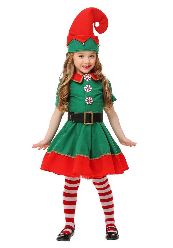 Christmas elf costume-Christmas-Dress - Shopzinia Egypt