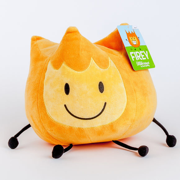 Official BFDI Firey Plush (SOLD OUT - will ship in November)