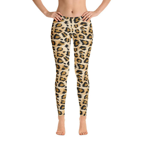 Image of SunDawg Leopard Leggings