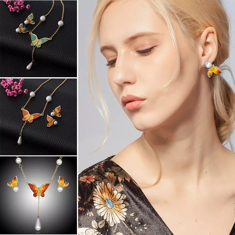 Butterfly Nectar Set