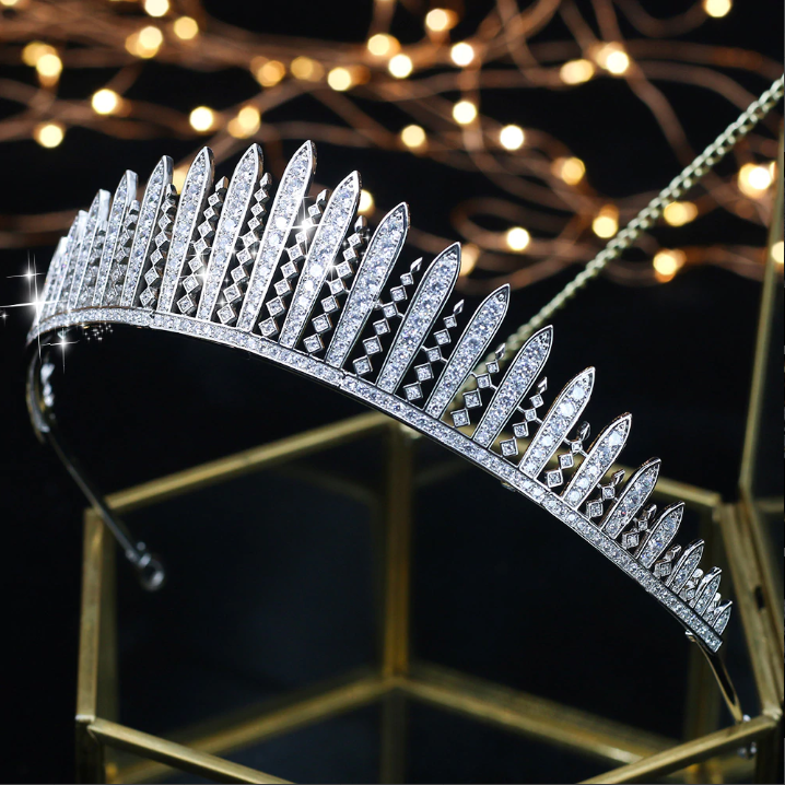 Buckingham Queen Tiara