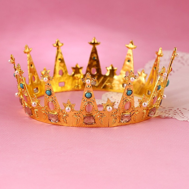 Happiness Queen Crown