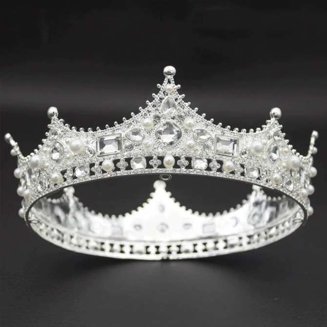 Shiny Baroque Crown