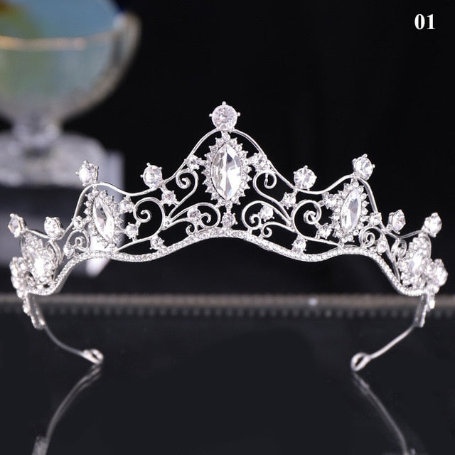 Asian Queen Tiara