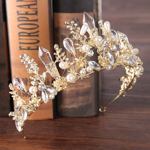 Pure Meadow Tiara