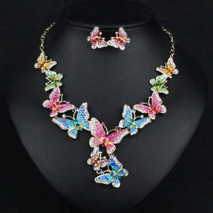 Butterfly Shine Set