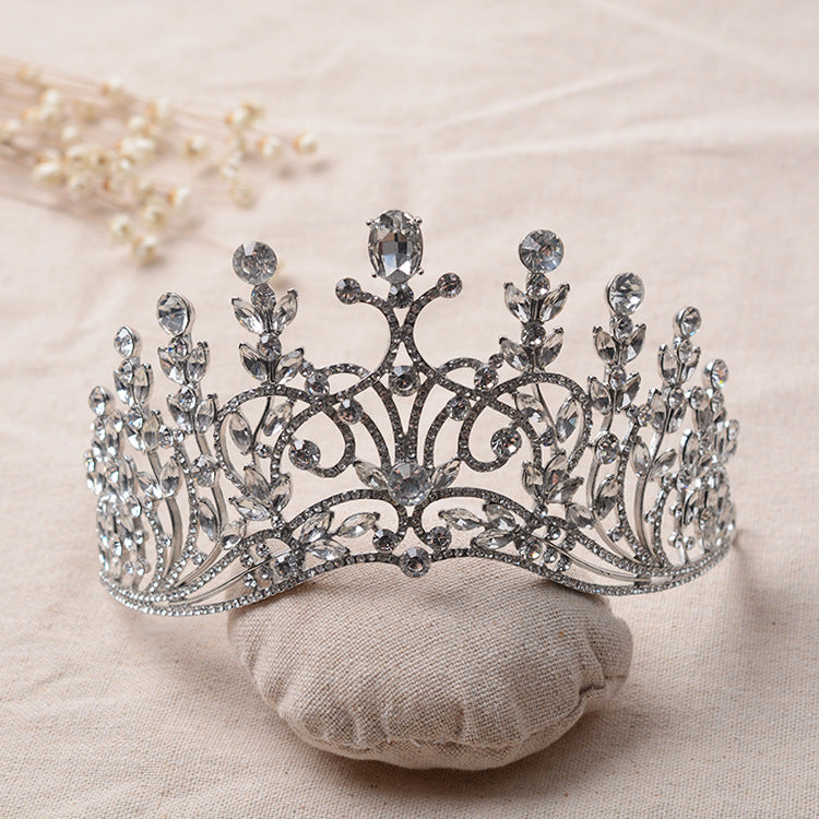 Diamond Ivy Tiara