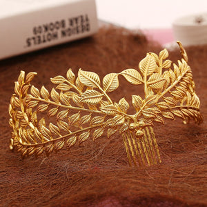 Goddess Bridal Hairpin