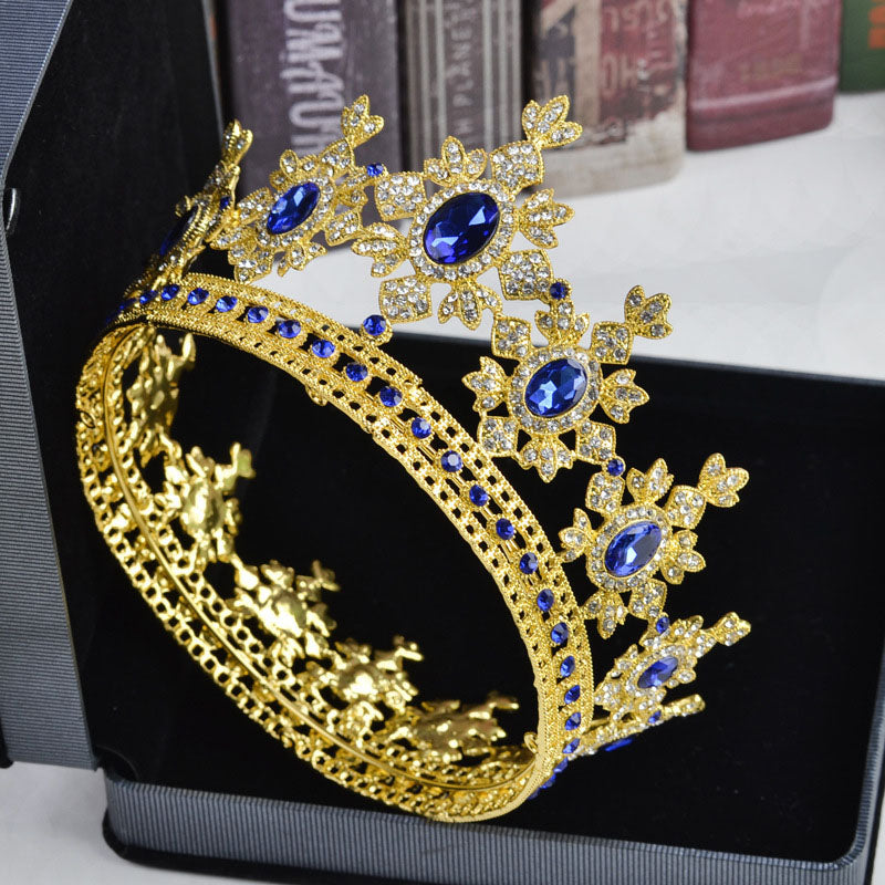 Luxury Monarch Crown
