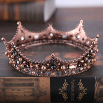 Vintage Baroque Crown