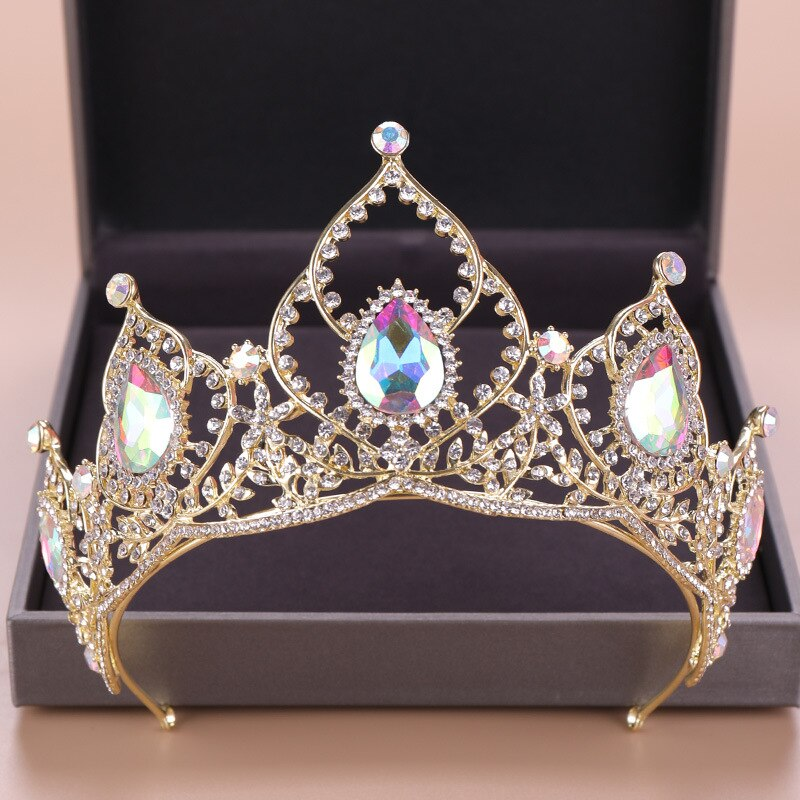 Opal Luxury Tiara