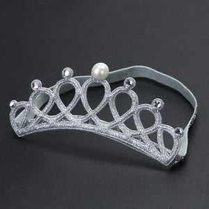 Shiny Tiara Headband