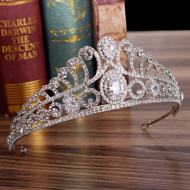 Delicate Pageant Tiara