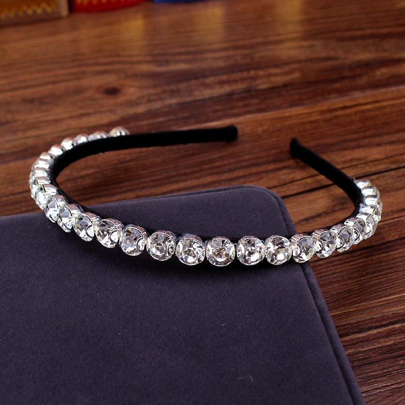 Elegant Gem Headband