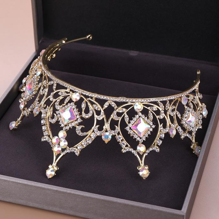 Enchanted Moonstone Tiara