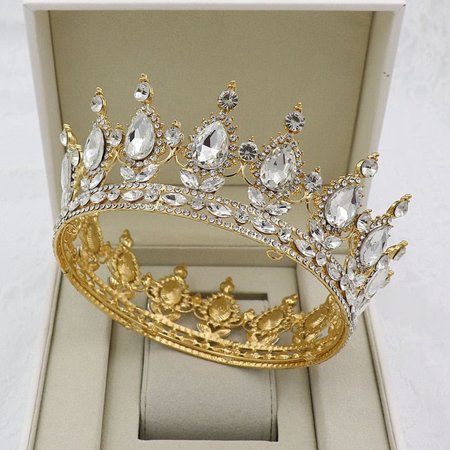 Mystical Gem Crown