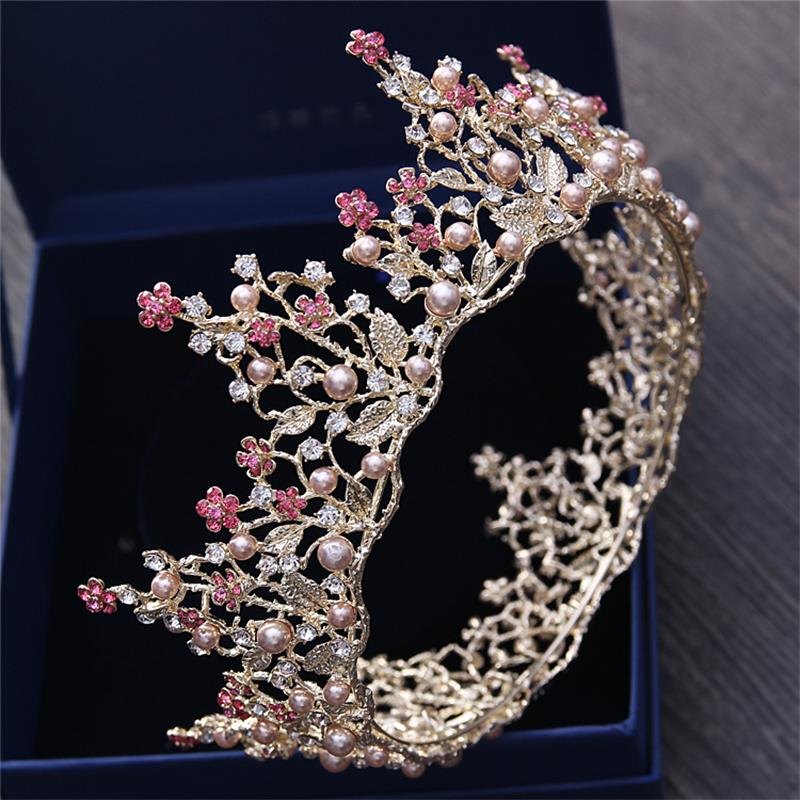 Noble Pink Diadem
