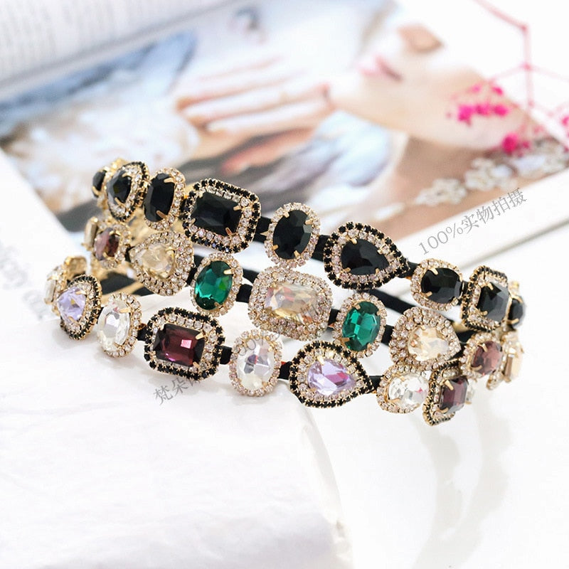 Antique Gem Headband