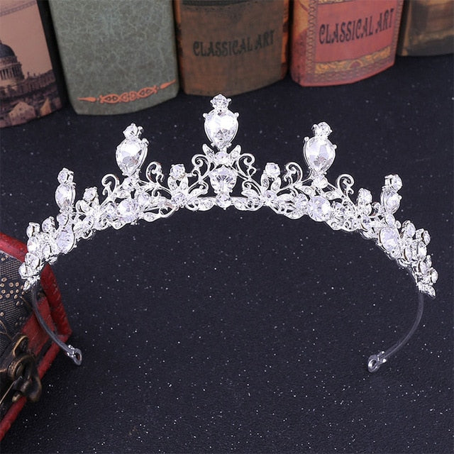 Water Drop Tiara