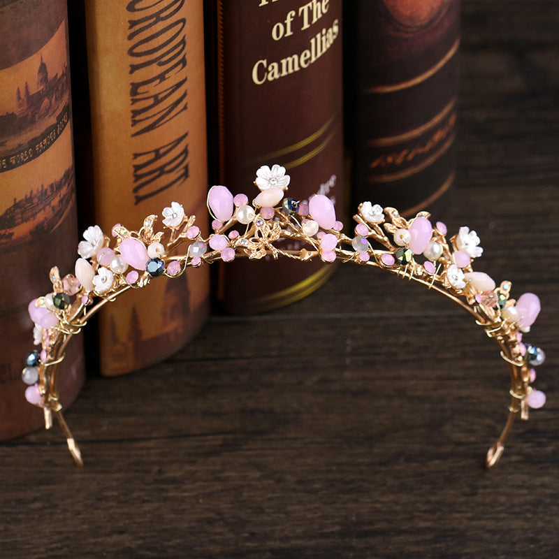 Spring Meadow Tiara