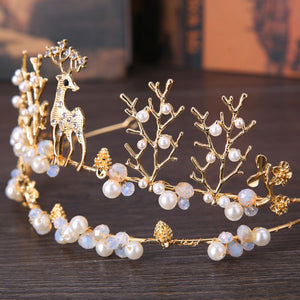 Winter Wonderland Tiara