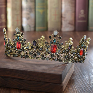 Ruby Treasure Crown