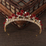 Royal Rose Tiara