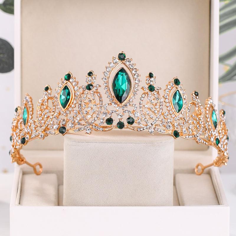 Emerald Darling Tiara