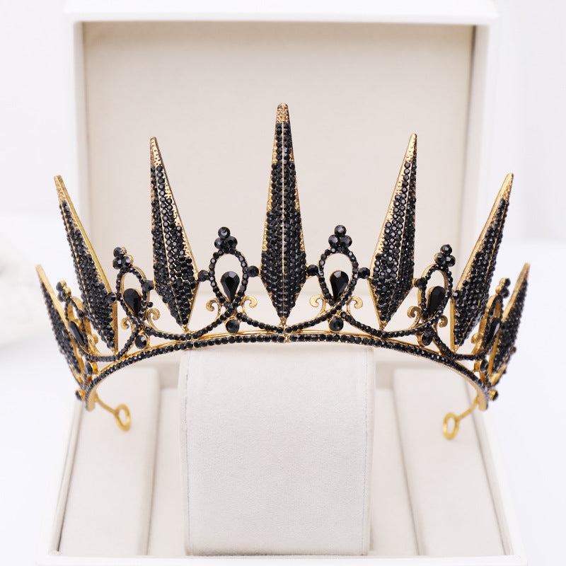 Obsidian Enchantress Tiara