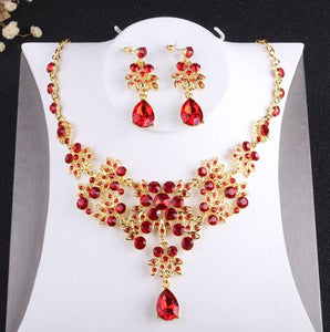 Ruby Flame Set