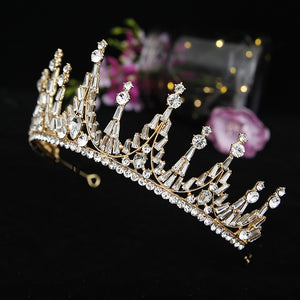Crystal Castle Tiara