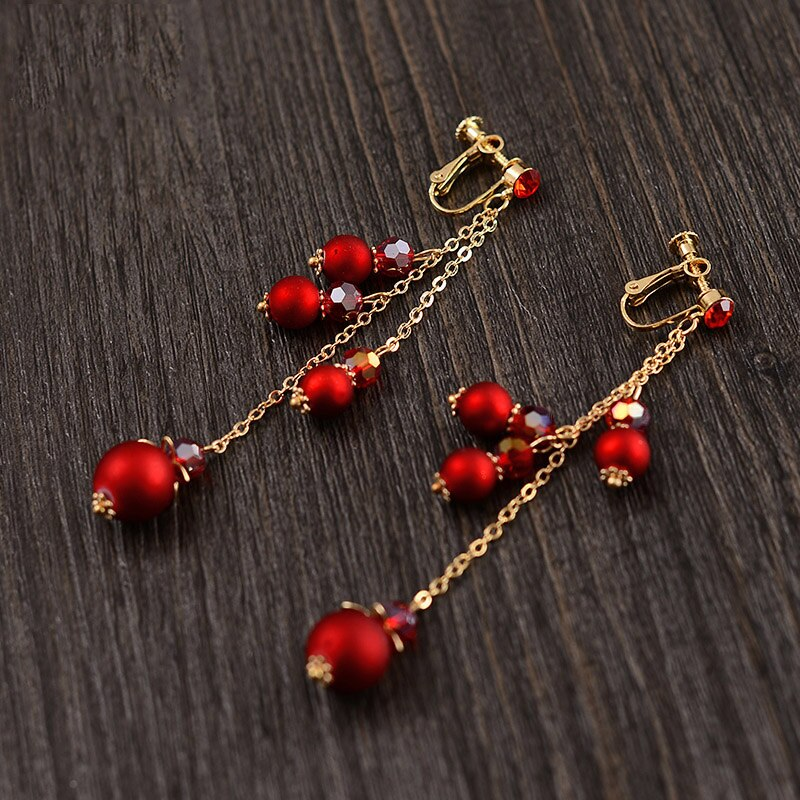 Ruby Jewel Set