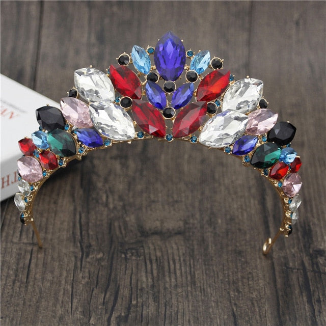 Empress Gem Tiara