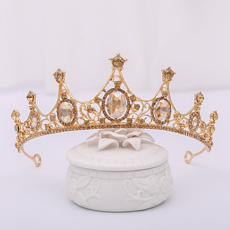 Royal Champagne Tiara